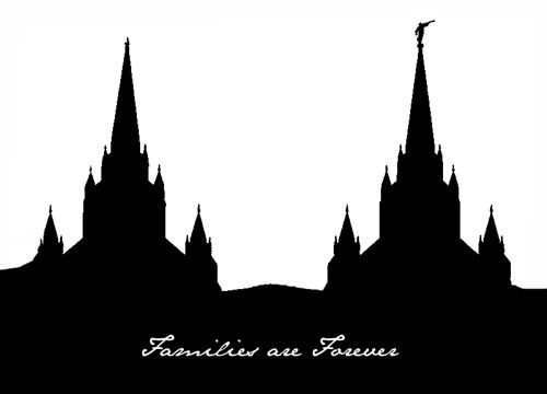 temple silhouette free download