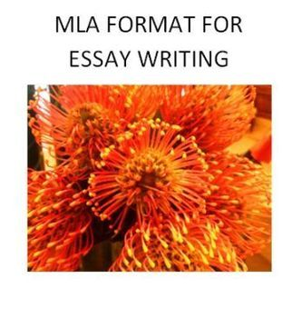 mla for essays