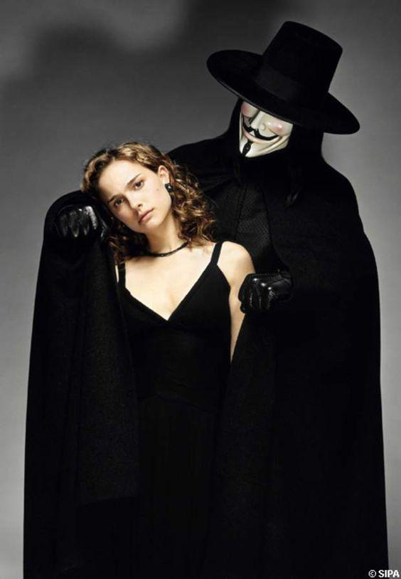 Natalie Portman s'impose dans V pour Vendetta