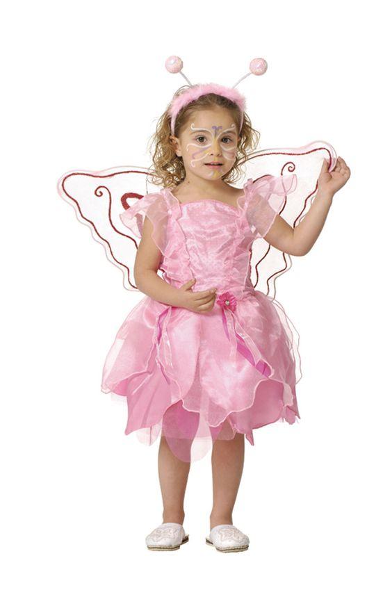 Precioso disfraz de mariposa disfraz de mariposa - Disfraz para bebes ...
