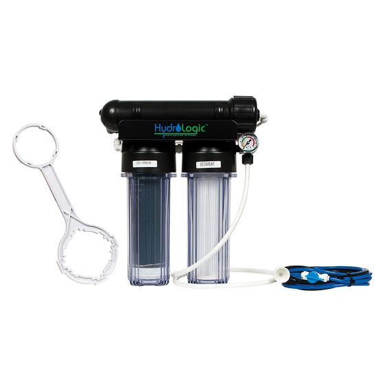 Hydro-Logic Stealth KDF Reverse Osmosis 100 System