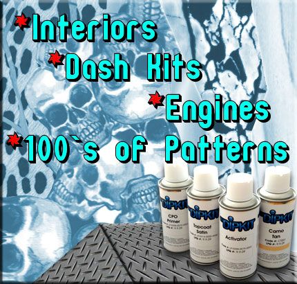 Mydipkit water transfer printing do it yourself camo dip kit my dip kit what is mydipkit how to hydrographics kit hydro dipping film diy water transfer printing film activator camo and dash kits camouflage solutioingenieria Choice Image