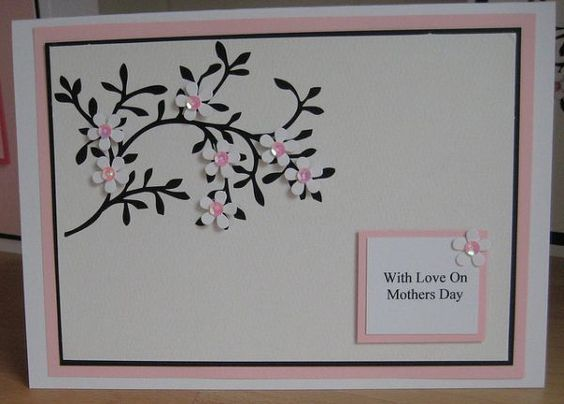 Easy Handmade Card Ideas By Kids For Mothers Day Homemade ...