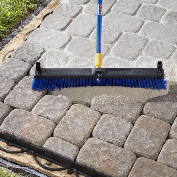 Sweeping Polymeric Sand Into Paver Joints  Diy. Discount Patio Furniture Warehouse. Kittywalk Deck & Patio. Patio Furniture For Sale Orlando. Backyard Deck Patio Ideas Pictures. Back Patio Royse City. Patio Furniture For Sale Las Vegas. Concrete Patio Plans Free. Building A Wood Patio Table