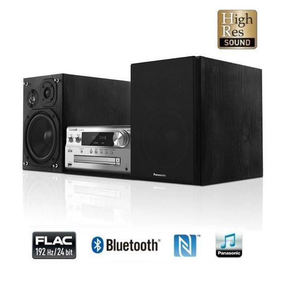 209.99 € ❤ #Design et pur #Son, #PANASONIC SC-PMX70 Micro-Chaîne #HiFi #Bluetooth #NFC ➡ https://ad.zanox.com/ppc/?28290640C84663587&ulp=[[http://www.cdiscount.com/high-tech/home-cinema/panasonic-sc-pmx70-micro-chaine-hifi-bluetooth-nf/f-106290515-pan5025232806966.html?refer=zanoxpb&cid=affil&cm_mmc=zanoxpb-_-userid]]