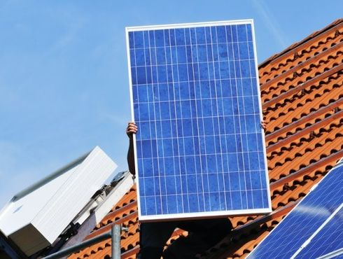 New Home Solar Laws Could Triple Us Solar Base By 2045 Cleantechnica Powur Solar Panels Solar California Homes