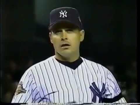 1996 World Series Game 2 Atlanta Braves New York Yankees Youtube In 2020 Atlanta Braves New York Yankees Braves