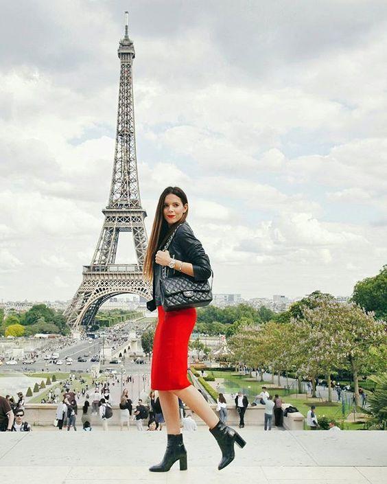 Irene Colzi - Irene's Closet @ireneccloset Instagram photos | Websta red dress