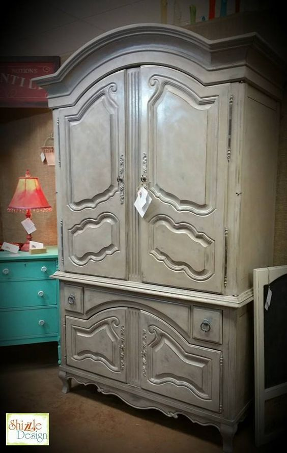 Frenchic Furniture Paint 1 Lady Grey Posh Nelly Rustic