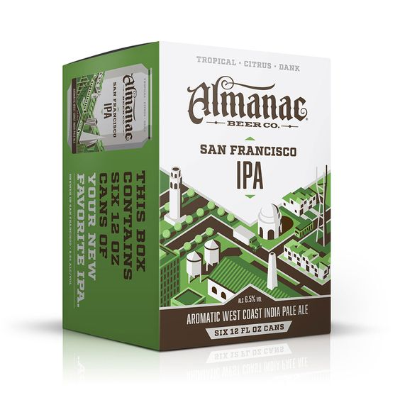 Almanac Beer Co. Cans | Oh Beautiful Beer