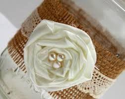 mason jar wedding decorations - Google Search