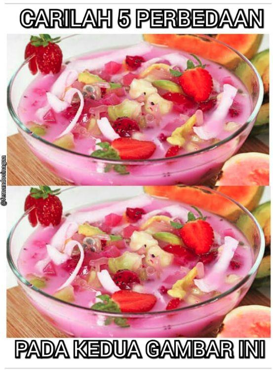 Sup buah
