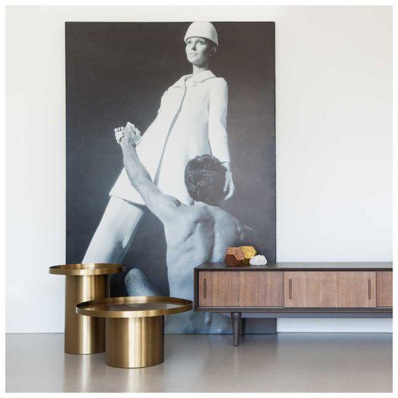 Ruijch NYC Salontafel Koper | MisterDesign