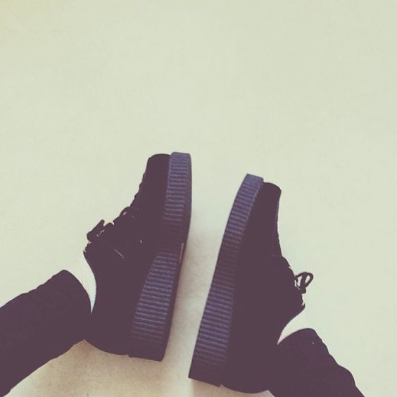 Yay!! My new creepers just came and my creeper boots are due to come in 2 days!!!!!!