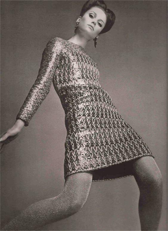 devodotcom: BEM - VESTIDA 1966 Christian Dior