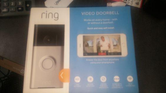 Ring video doorbell https://t.co/9wmUvUkCge https://t.co/WnycxhviqA
