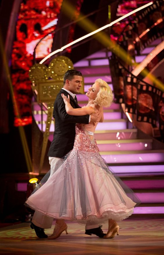 Strictly Come Dancing 2015 - Aljaz and Helen - Week 3