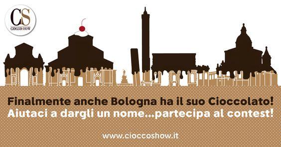 Bologna ha il suo nuovo Blend Cioccolato Bologna! Aiutateci a trovare il nome, correte al link: https://www.cioccoshow.it/dai-un-nome-al-blend-bologna/ E partecipate al contest, il cioccolatino di Bologna potrebbe avere il nome che avete proposto voi!
