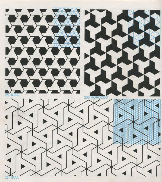 Gpb 017 Geometric Patterns Borders David Wade Pattern In