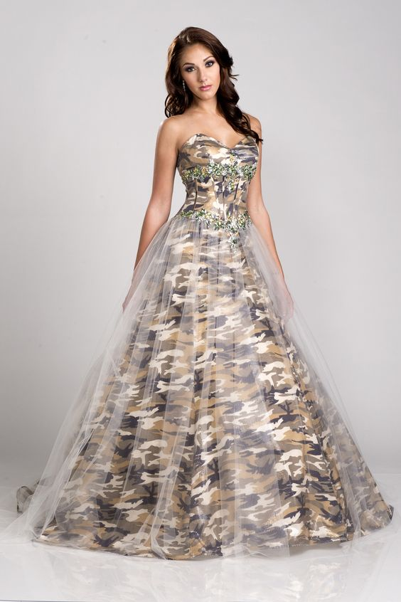 Divinely Hers Boutique - Camo Queen. formals gowns cocktail ...
