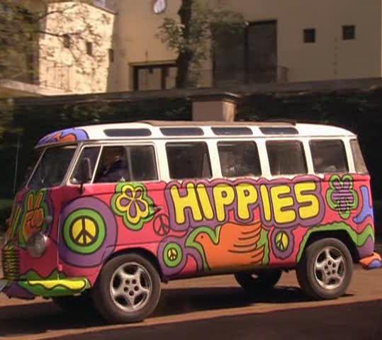 The amazing van...