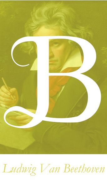 B is for beethoven