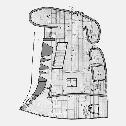 1950–1954   Le Corbusier