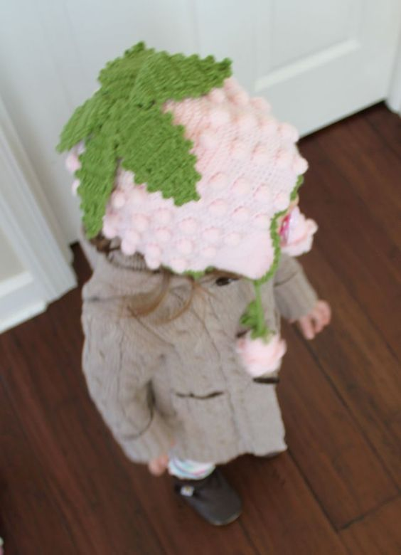 Sofia pink hat 3, such a pretty bonnet