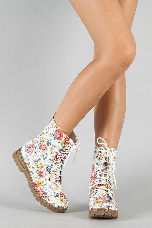 Me encantan éstas botas vintages