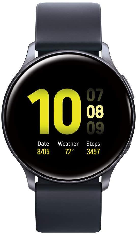 Samsung Galaxy Watch Active 2 Activity Tracker At 16 Off Price Samsung Watches Smart Watch Samsung Galaxy