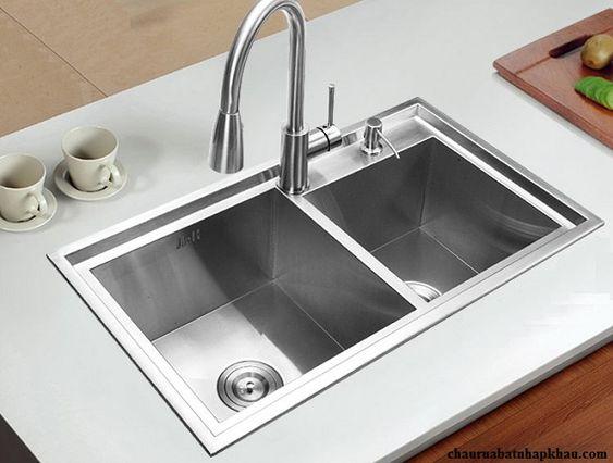 Điều gì làm nên sự khác biệt ở chậu rửa bát AMTS