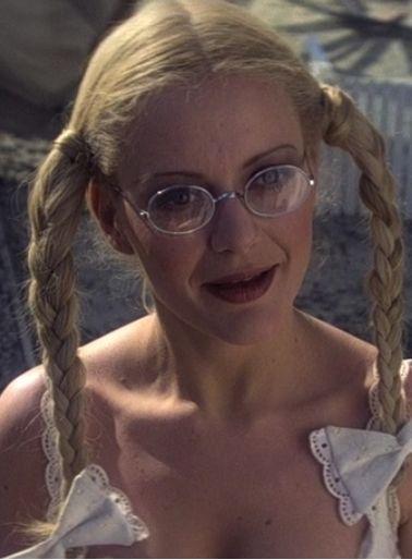 Blanche Ravalec as Dolly (Moonraker) | MOONRAKER | Pinterest