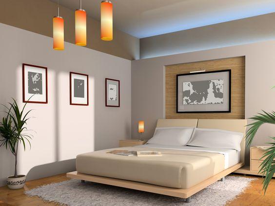 schlafzimmer nach feng shui – bigschool, Schlafzimmer ideen