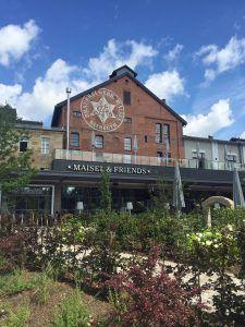 Besuch bei #Maisel and Friends: Lecker Essen und ein #Brauereimuseum