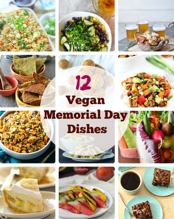 12 Vegan Memorial Day Recipes