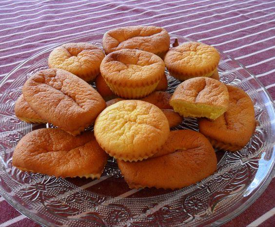 Receita Queques de laranja por jmf2012 - Categoria da receita Bolos e Biscoitos
