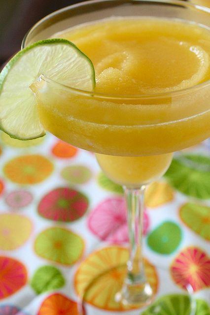 Frozen Mango Margaritas | Mango margarita, Frozen and Mango
