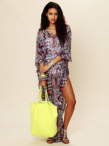 Long Chiffon Poncho Dress  http://www.freepeople.com/whats-new/long-chiffon-poncho-dress/