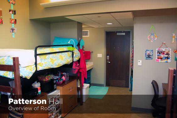 south carolina university housing | University Housing - Virtual Tour - Patterson Hall