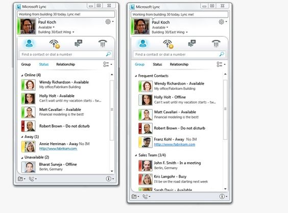 Instant Messaging and Presence - Microsoft Lync, keeps me connected with my colleagues | #PenneyComputerConsulting @penneycomputer