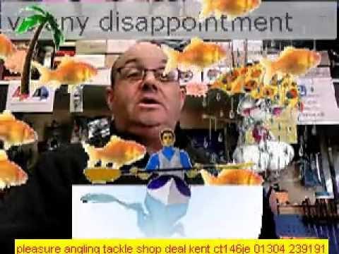 bait shop deal kent 24th march pleasure angling 01304 239191