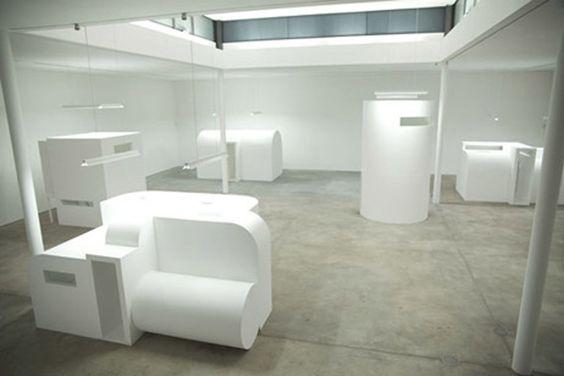 Ausstellung: ABSALON im KW Institute, Berlin
