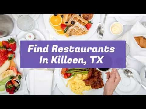 The Online Directory Of Greater Killeen Chamber Of Commerce Lists A Wide Range Of Restaurants In Killeen Tx The Information In 2020 Killeen Restaurant Places To Eat