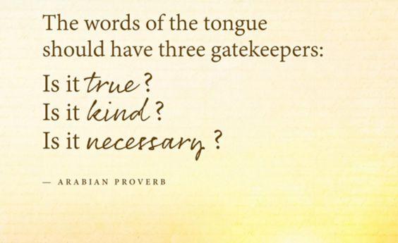 THINK Before You Speak: Is It True, Kind, And Necessary? https://t.co/zVLsoAdR6V https://t.co/5Azb1gIEDl
