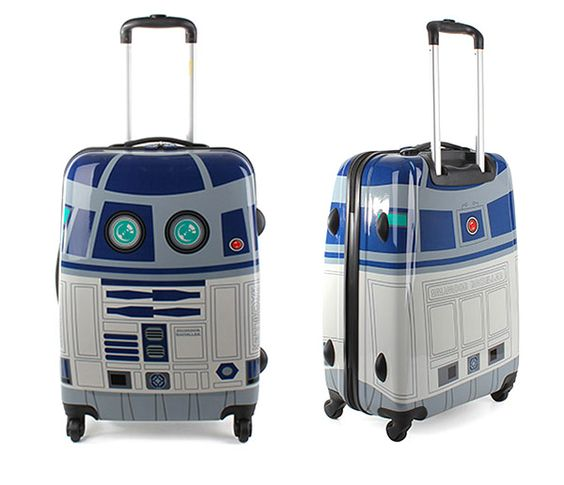 This is not the droid you're looking for...it is, however, the suitcase you've been looking for all your life!