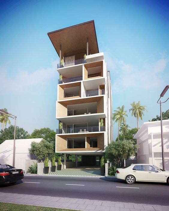 Nina Condominium - Oracle Architects - Phuket - Thailand