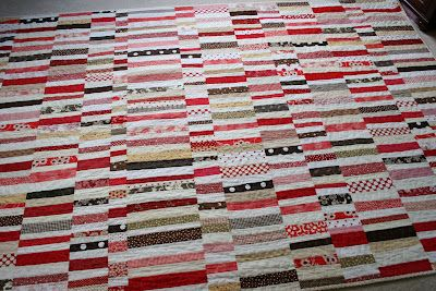 Loving this quilt from crazy mom quilts: Quilts Scrappy, Scrap Quilts, Easy Quilt, Quilt Design, Quilts Chocolate, Quilters Art, Color Pallets, Scrappy Quilts
