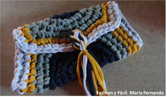 Fashion y Fácil DIY: trapillo