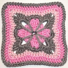 Ravelry: Unique Granny Squares pattern by Maja Bosnic