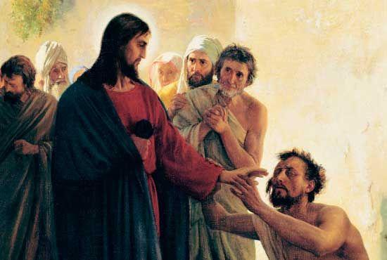 IL EST LE CADEAU, LE DON mormon.org/fra/noël #partagezledon